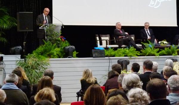 Yves Métaireau, Gatien Meunier, Christophe Priou