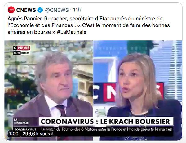 AgnèsPanier-Runacher interviewée par Gérard Leclerc
