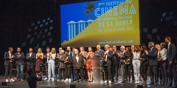 7ème Festival du Cinéma et Musique de film de La Baule