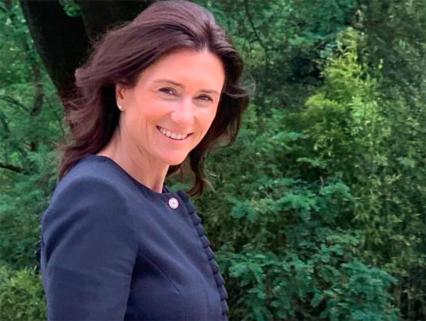 Sandrine Josso candidate à la mairie de La Baule