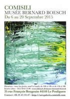 L'artiste Comisili expose au Musée Bernard Boesh