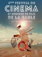 La Baule: 4e festival Cinéma & Musique de film sous le signe de la comédie