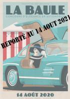 La Baule: le concours d'élégance  Automobiles reporté en 2021
