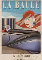 La Baule: Le prochain concours d'élégance automobile sera chic et glamour