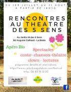 La Baule: Rencontres au Théâtre des 5 Sens