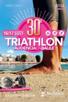 La Baule: Triathlon Audencia la 30ème édition les 16 et 17 septembre