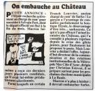 Louvrier a dû choisir entre La Baule, Nice et Macron