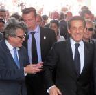 Nicolas Sarkozy va entrer au conseil d'administration du groupe Barrière