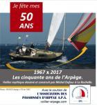 Rassemblement des Arpèges pour les 50 ans du bateau