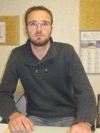 Olivier Tardivel Directeur de l'école Sainte-Anne
