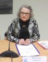 Marie-France Jacquet