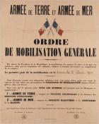 Grande Guerre : Tocsin et glas pour l'hommage aux morts pour la France
