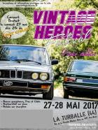 La Turballe: « Vintage Heroes Festival » les 27 et 28 mai