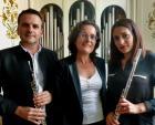La Turballe : concert du trio Ladmirault flûte, hautbois et orgue
