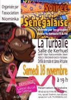 La Turballe: Soirée Sénégalaise