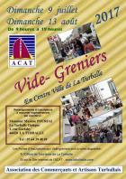 La Turballe : Vide-greniers organisé par les commerçants