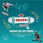 La Turballe organise une session de skate
