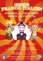 Les élèves de Jules-Vernes font le cirque à La Turballe