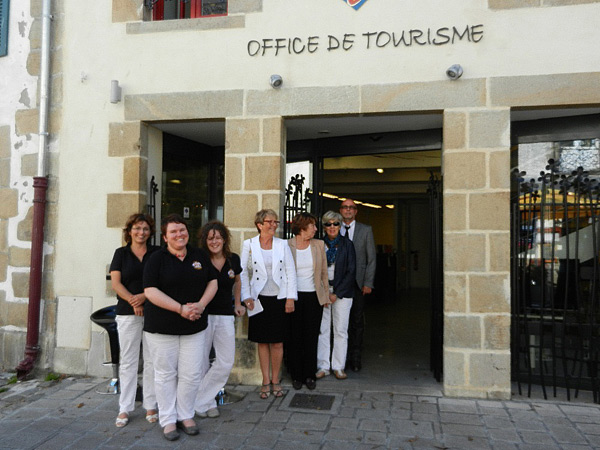 Le croisic bilan de saison touristique office du tourisme - Office tourisme villedieu les poeles ...