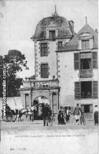 L'hôtel d'Aiguillon