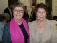 Michèle Quellard et Jeannine Le Bihan Penanroz.
