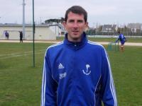 Mathieu Charbonneau entraineur équipe B