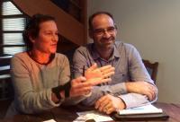 Catherine Barre Gascoin, Alain Benhaim