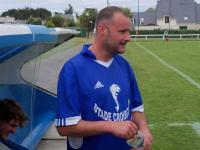 Yann Pétaux, buteur en B.