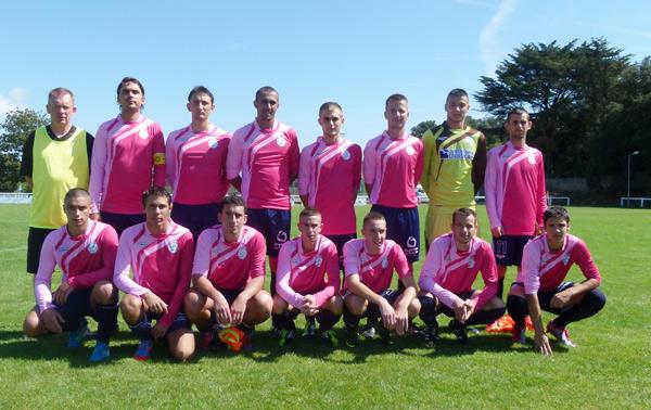 Le FC Côte sauvage