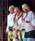 Batz-sur-mer : foule aux Nuits salines