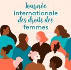 La «Journée internationale des droits des femmes» au Croisic avec Caféministe