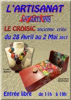 Le Croisic: Art et Animations présente le salon de l'artisanat