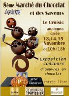 Le Croisic 8ème édition du marché du chocolat et des saveurs