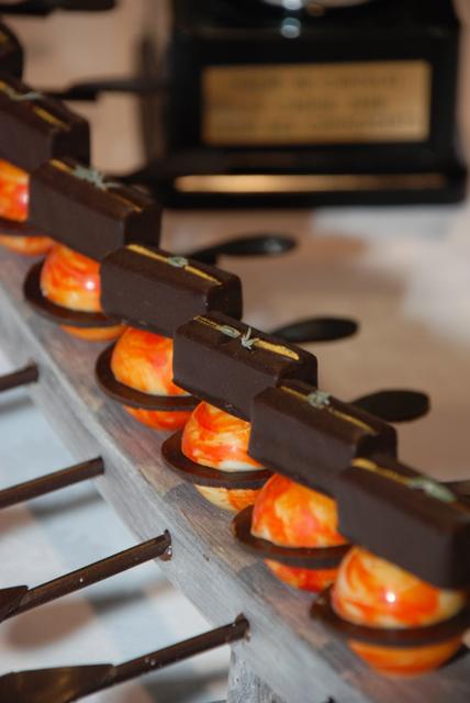 Salon du chocolat 2009