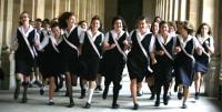 Demoiselles de la Légion d'honneur.