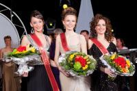 Joanna et les dauphines Miss Cap Atlantique 2010