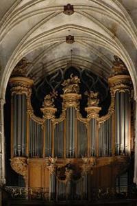 Les grandes orgues de Saint-Séverin