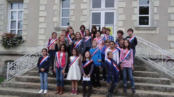 Le conseil municipal des jeunes au Pouliguen