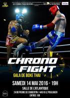 8ème Gala de boxe thaï au Pouliguen