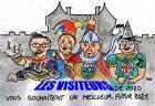 Bonne année aux habitants du Pouliguen