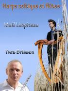 Concert de Harpe celtique et Flûtes au Pouliguen avec Mael Lhopiteau  et Yves Brisson