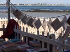 Le Pouliguen Une bibliothèque sur la plage