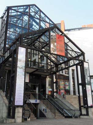 Nantes La Médiathèque Jacques Demy Se Refait Une Beauté
