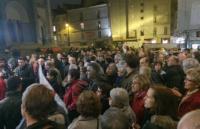 500 personnes place Royale en soutien aux migrants