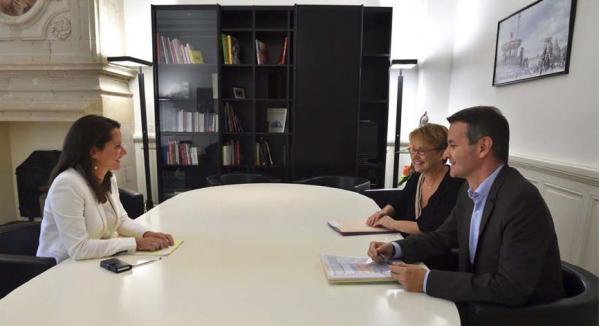 ohanna Rolland, Nathalie Appéré et Emmanuel Couet