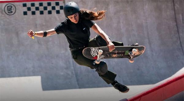 Le skateboard au JO de Tokyo
