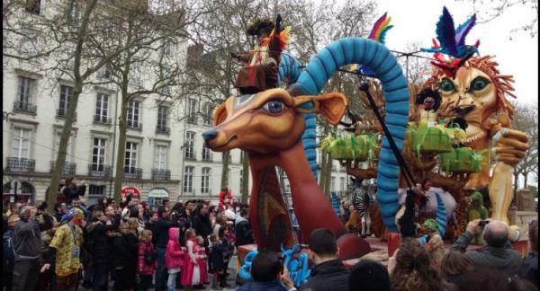 Carnaval de Nantes photo ville de Nantes