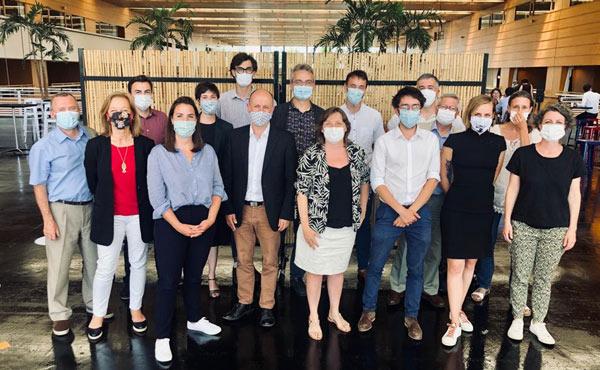 Nantes: le groupe écologiste-citoyen au Conseil  de métropole