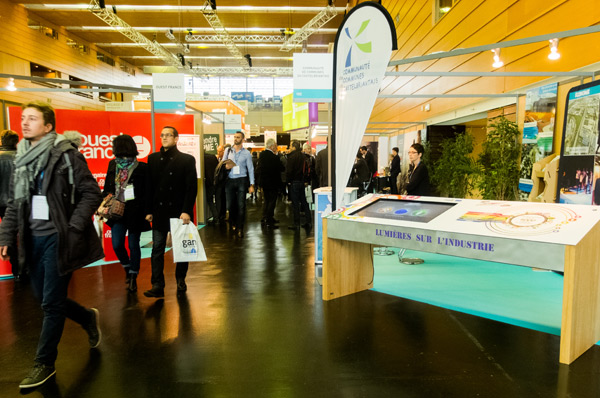 120 exposants au salon des entrepreneurs