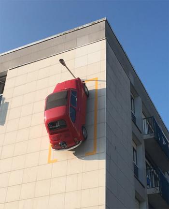 La Fiat 500 de Monsieur Bourgogne